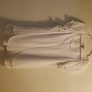 White Roz & Ali blouse